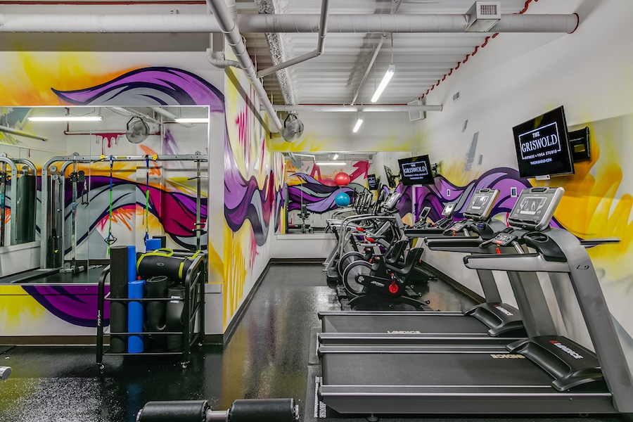 State of the Art Fitness Studio